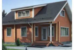 Деревянный дом 11-95
