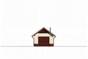 Проект гаража №5