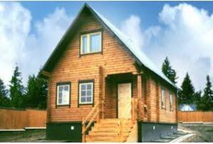 Проект недорогого дома DD2-132