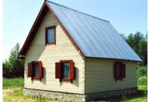 Проект недорогого дома DD2-151