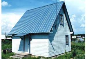 Проект недорогого дома DD2-152
