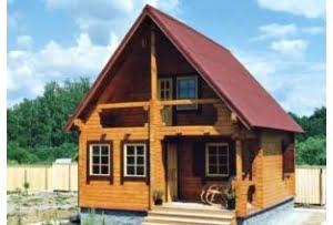 Проект недорогого дома DD2-153