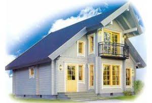 Деревянный дом DD2-655