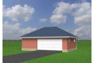 Проект гаража №30