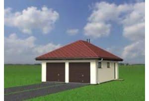 Проект гаража №32