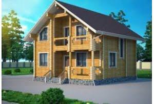 Деревянный дом Бремен