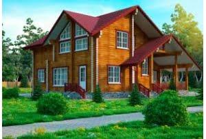 Деревянный дом Севилья