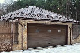 Какие фундаменты для гаража