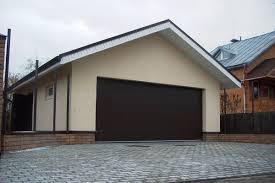 Построить гараж на даче