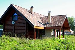 Баня по норвежской технологии в Тульской области