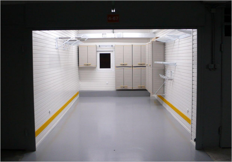Как сделать стены в гараже изнутри 1
