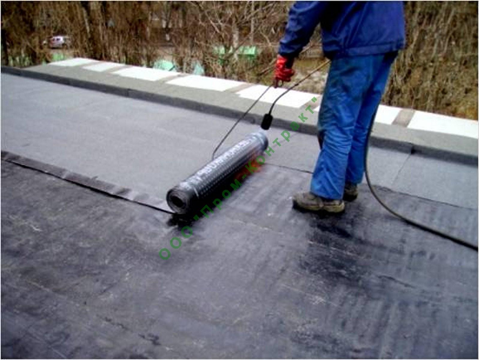 Крыши гаражей: ремонт кровли 58