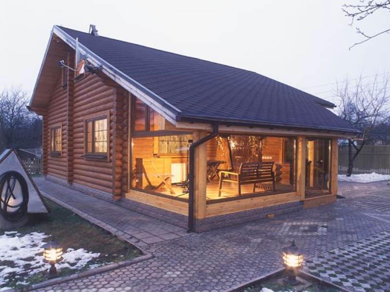 Проекты домов из бруса - domzakazsu