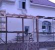 Внешняя отделка блочного дома