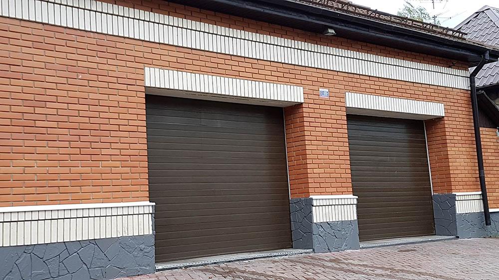 Пристроить гараж к стене дома