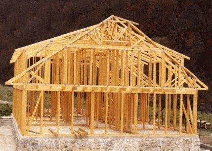 Строительство домов по канадским