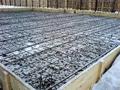 Строительство фундамента кирпичного дома