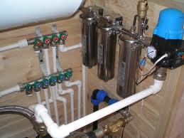 Прокладка водоснабжения