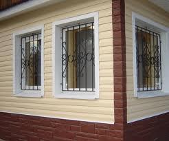Отделка фасада дома из кирпича