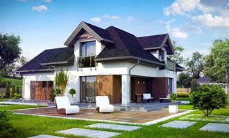 Проекты домов из SIP панелей